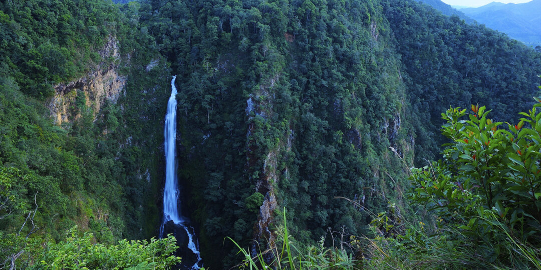 Surin: Motorcycling to Thailand's Highest Waterfall and Hiking its Depths