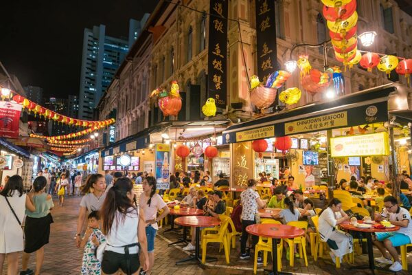 Social Singapore: 4 Neighborhoods for the History and Culture