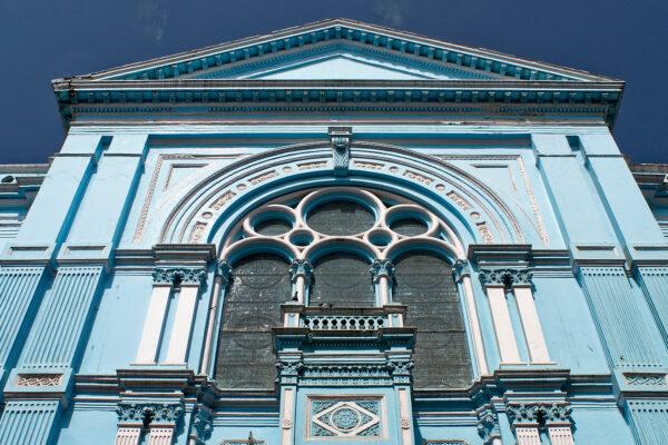 The Jews of Mumbai: Bollywood and Bombay's Blue Synagogue
