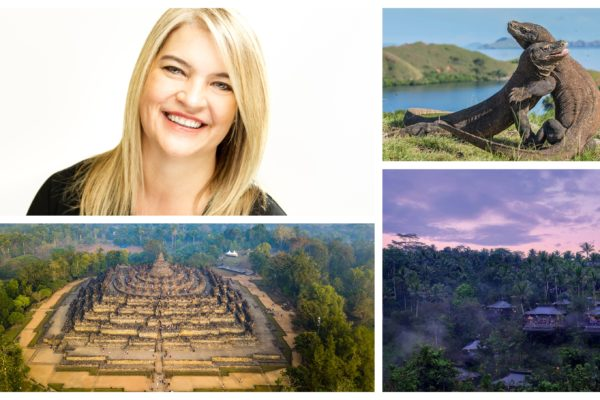 Victoria Hilley on Summer Adventures Through Indonesia