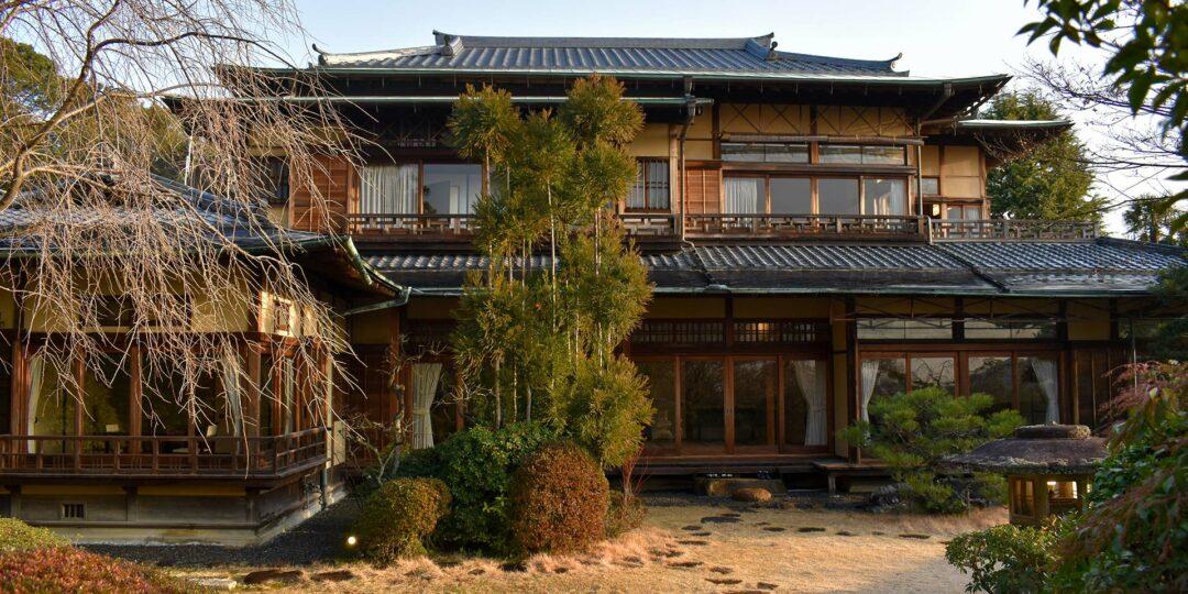 Yoshida Sanso: Hidden Kyoto Ryokan with a Royal Legacy