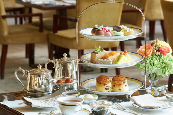 Scones and Elegance: Afternoon Tea at the Peninsula Hong Kong