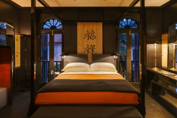 Opium Suite to the Merchant Room: Inside Singapore's Six Senses Maxwell and Duxton