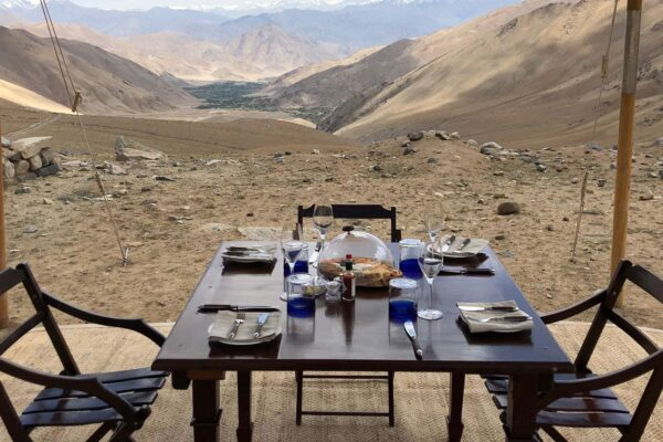 The Ultimate Roadtrip with The Ultimate Travelling Camp