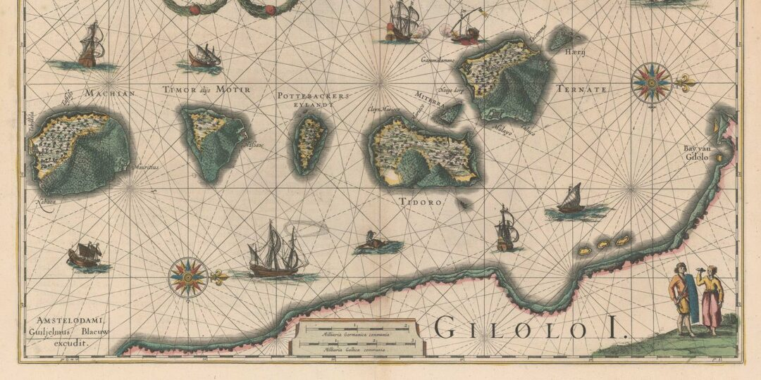 Ternate and Tidore: A Short History of the Spice Islands