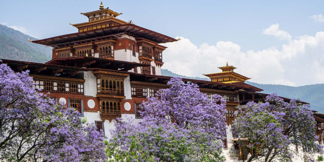 The Three Must-See Dzongs of Bhutan