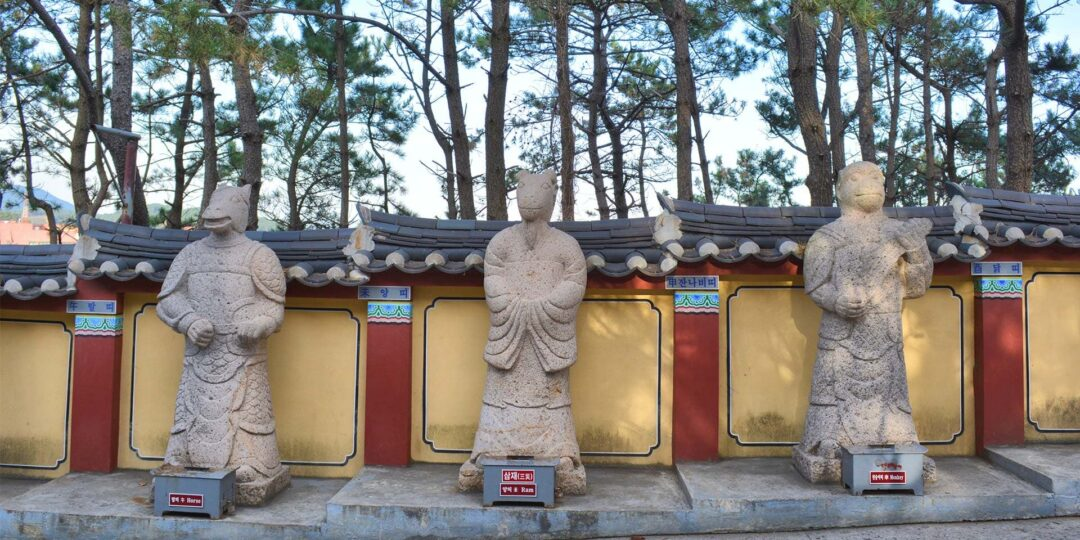 Beomeosa: Busan's Temple of Fighting Monks