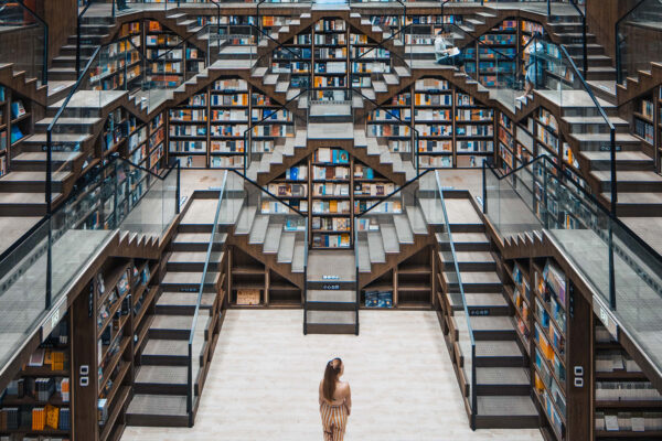 5 Unbelievably Instagrammable Bookstores in China