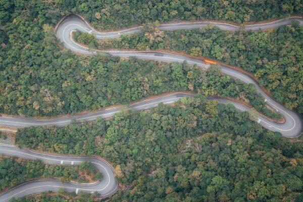 Dozen Dream Destination: East Coast of Taiwan for the Road Trip