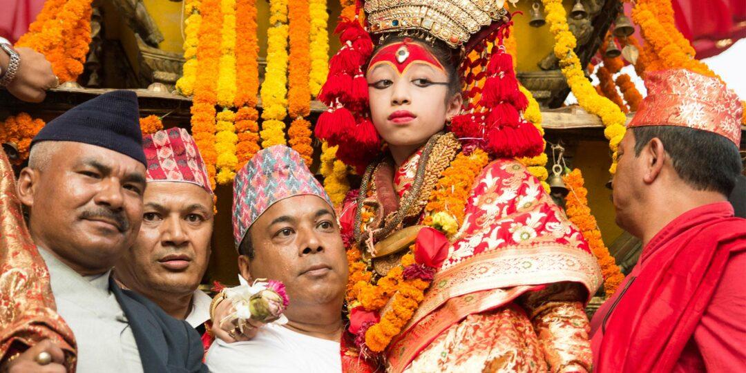 Kumaris: The Living Child Goddesses of Nepal