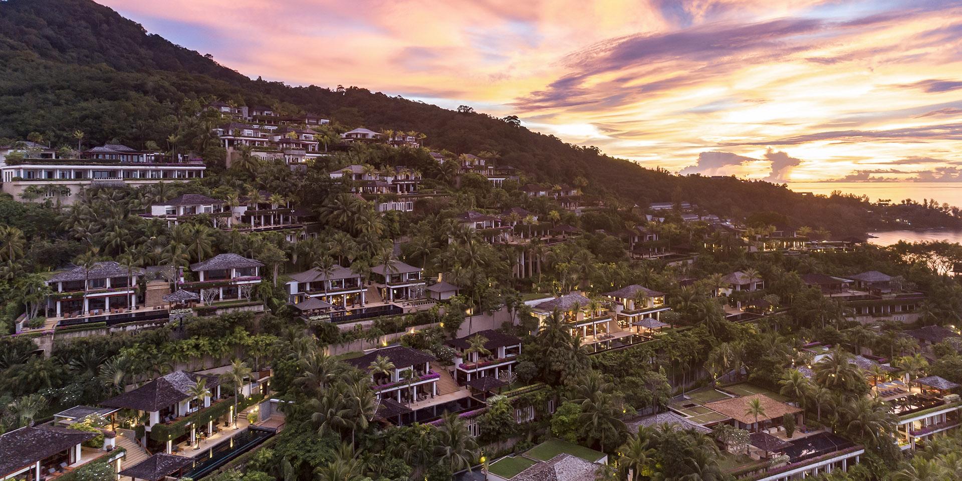 Remote Lands Pick: Phuket's Andara Resort Paradise
