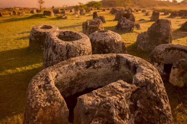 The Plain of Jars in Laos Officially Becomes a UNESCO World Heritage Site