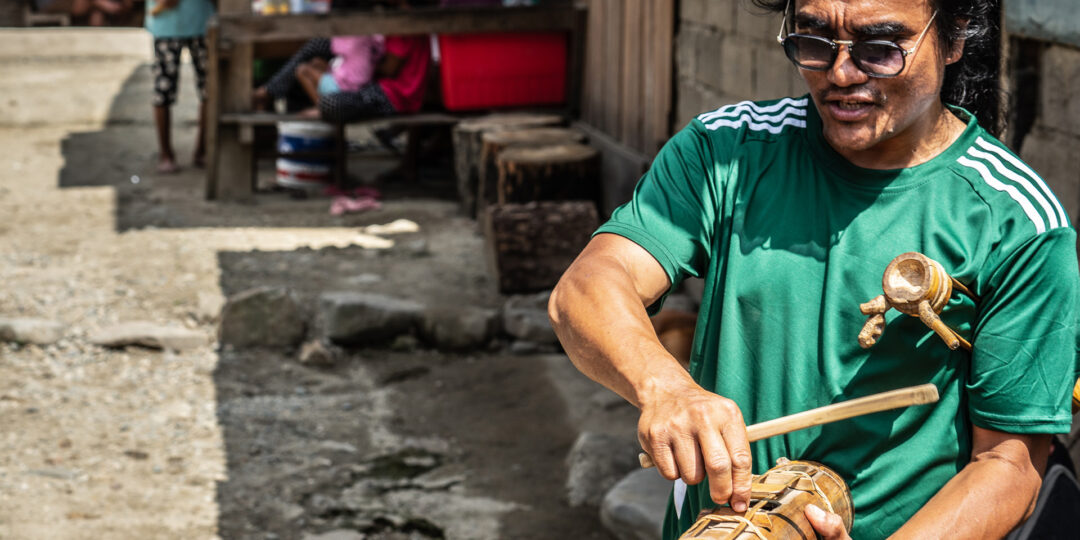 The Last Bamboo Musician in Abra