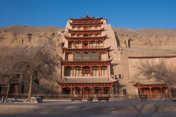 A Quarter Century of Conservation at the Mogao Caves of Dunhuang