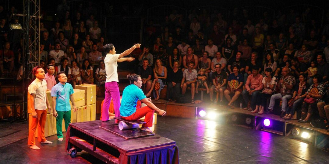 Tales of the Phare: The Story of the Cambodian Circus at Siem Reap
