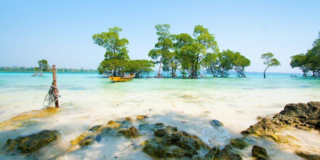 India Unexplored: Beaches at Andaman and Nicobar Islands