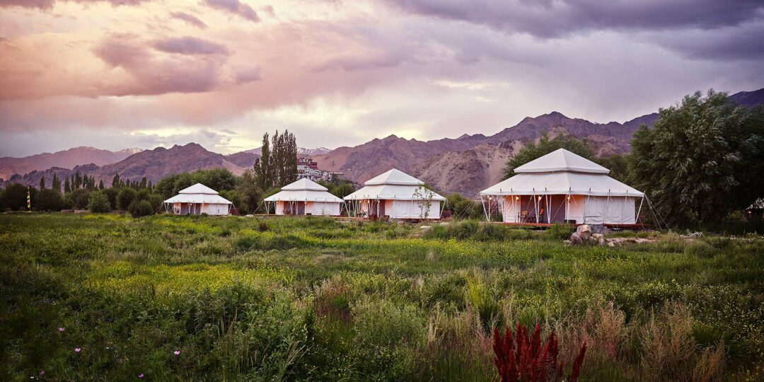India Unexplored: Glamping in Ladakh