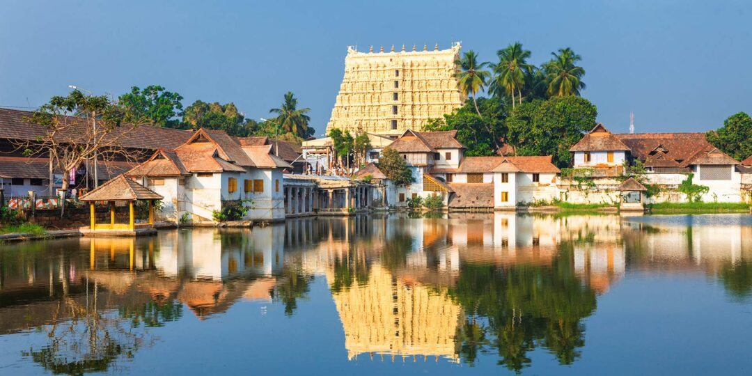 Padmanabhaswamy: Myths and Treasures of India's Most Mysterious Temple