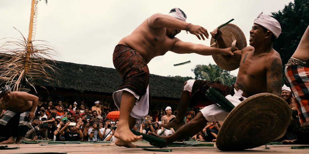 Perang Pandan: Ritual Combat and Camaraderie in Bali