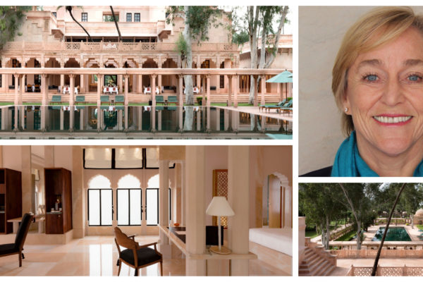Karin van Zyl on Amanbagh and Travel in India after COVID