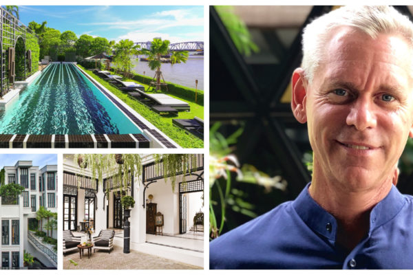 Nick Downing on The Siam and the Future of Luxury Travel in Bangkok