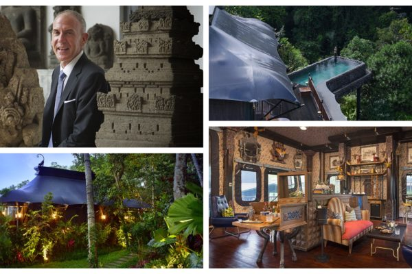 Capella Ubud's Mark Swinton on the Future of Travel in Bali