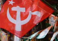 Comrades, Forward! The Hammer and Sickle Traveling Kerala