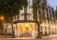 Doors open at luxury Capella Hanoi