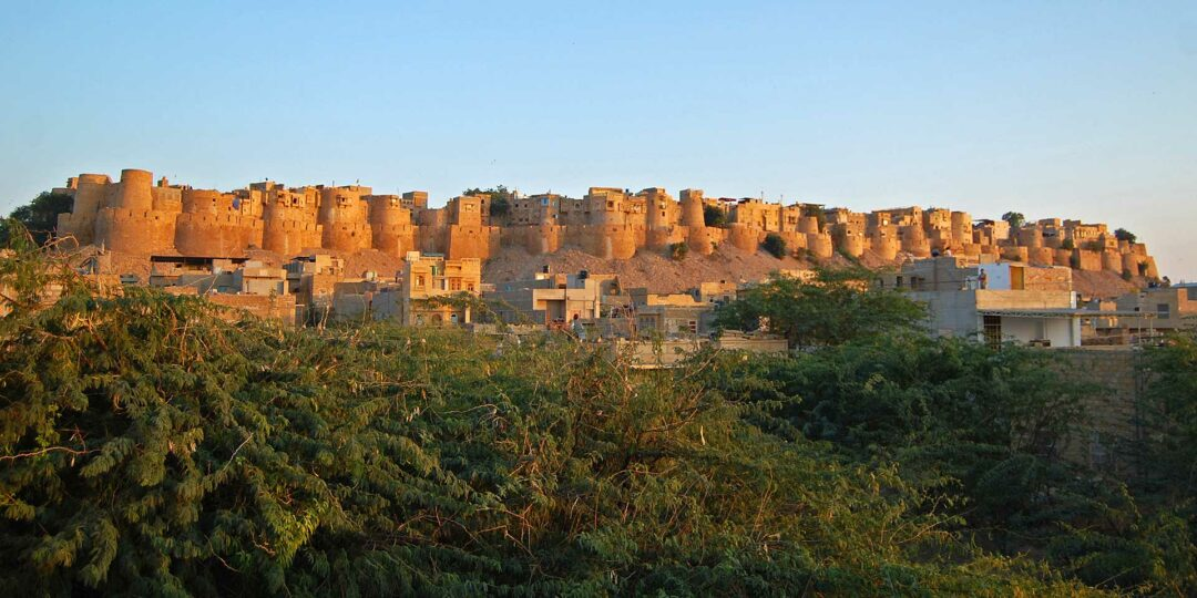 Tales from Jaisalmer: Deserts, Forts and Opium