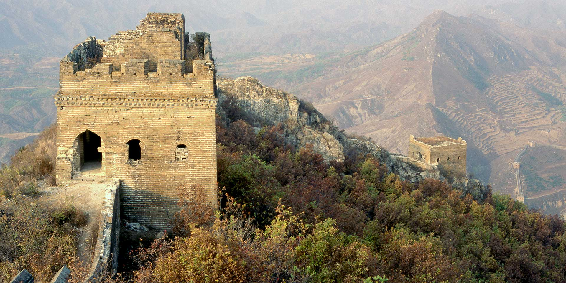 The Great Wall of China: Greater than Ever