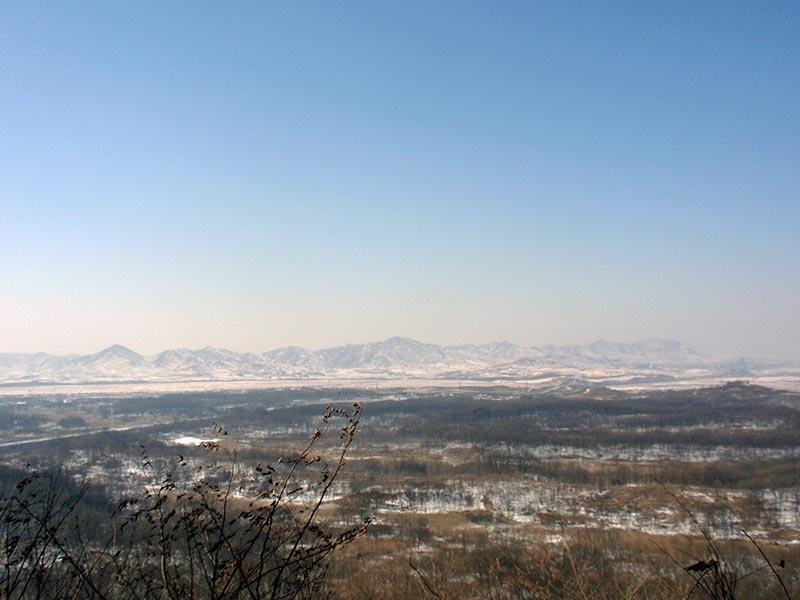 Korea's Demilitarized Zone