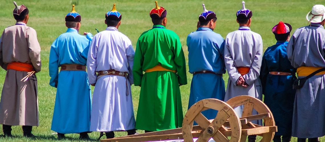 Spectacular Naadam Festivals in Mongolia
