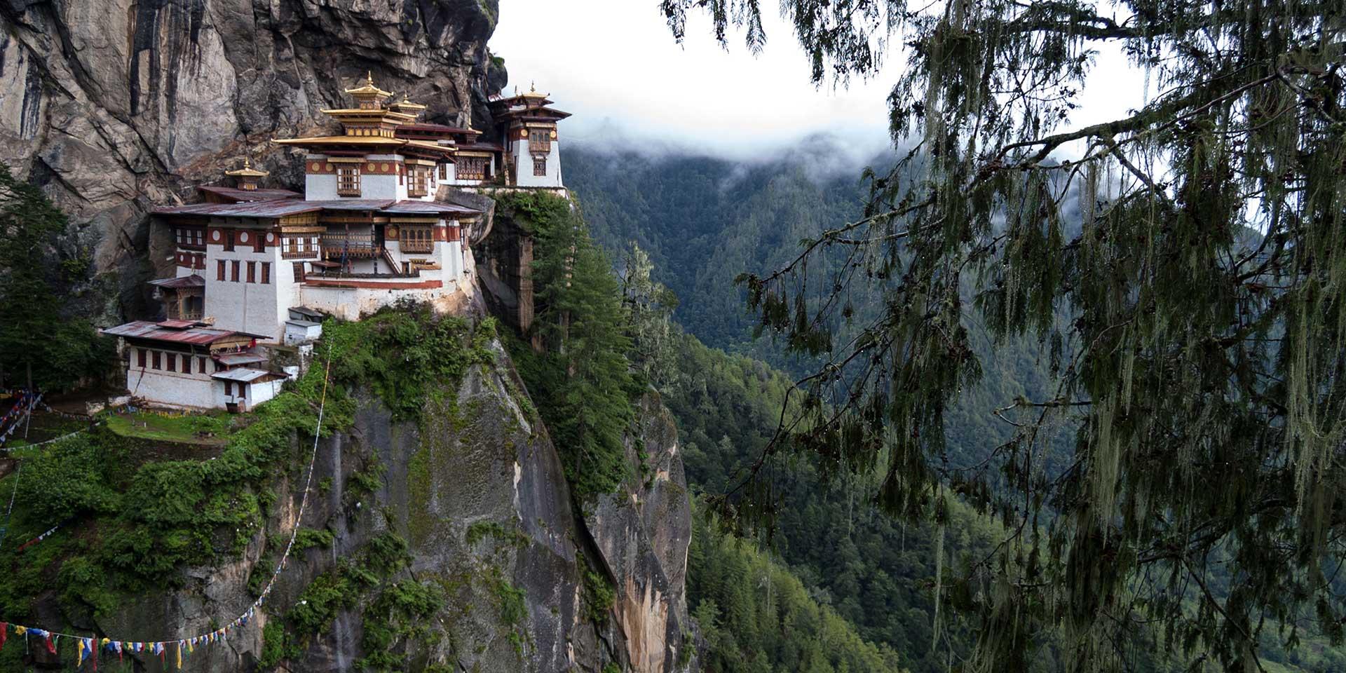 Bhutan's Tiger's Nest: Stairway to Heaven