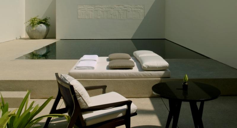 Amansara Pool Suite