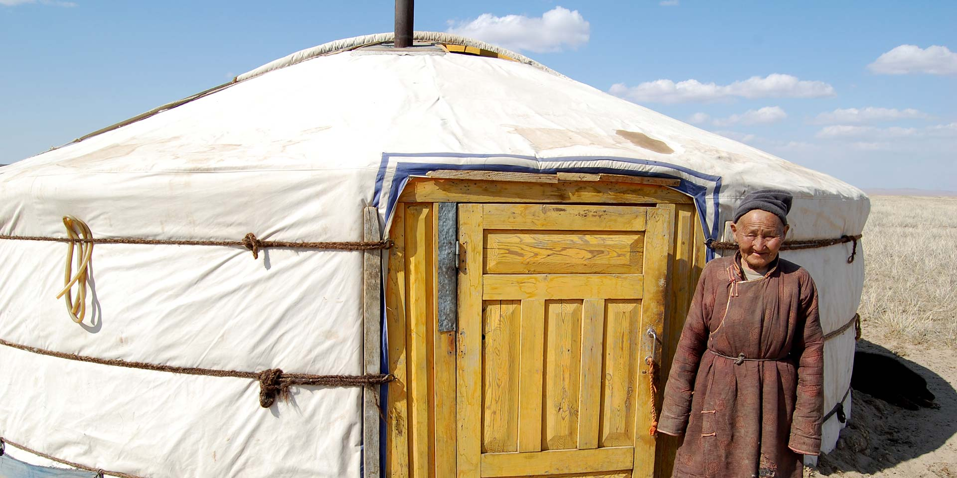 Adventures in the Mongolian Gobi