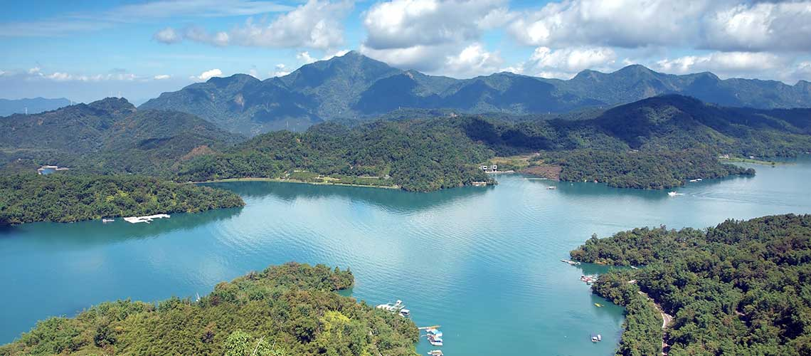 Wild Dogs, Wild Pigs, Wild Life: Taiwan's Sun Moon Lake