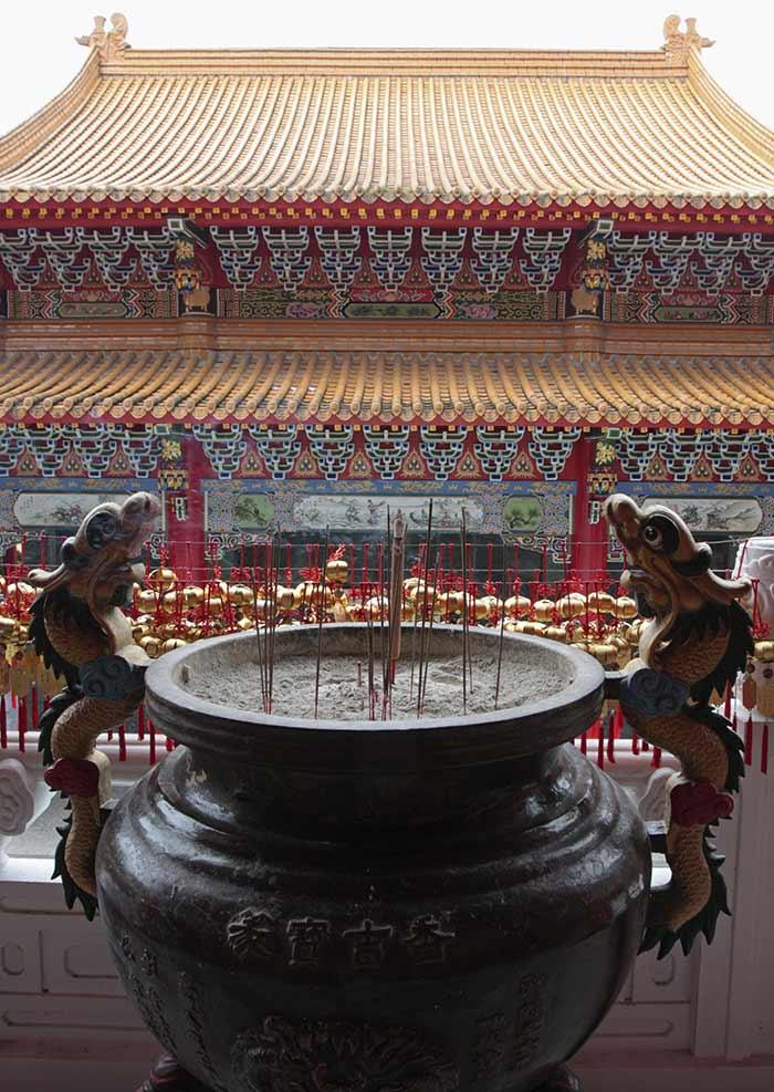 Wenwu-Temple
