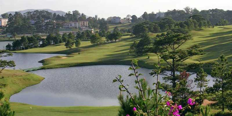 Dalat Palace Golf Club, Vietnam