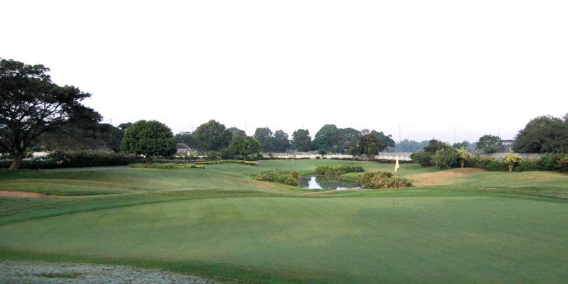 Orchard Golf & Country Club, Philippines