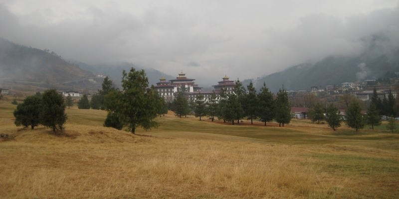 Royal Thimphu Golf Club, Bhutan