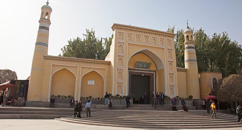 Id Kah mosque, Kashgar