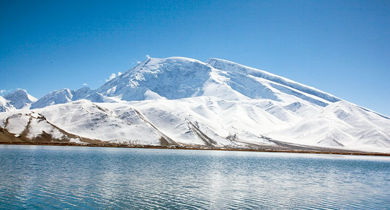 Lake Karakul, nr Kashgar