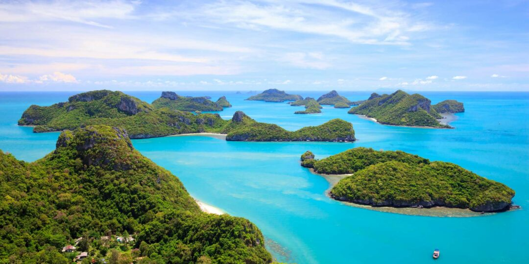 5 Amazing, Out-of-the-Way Asian Islands