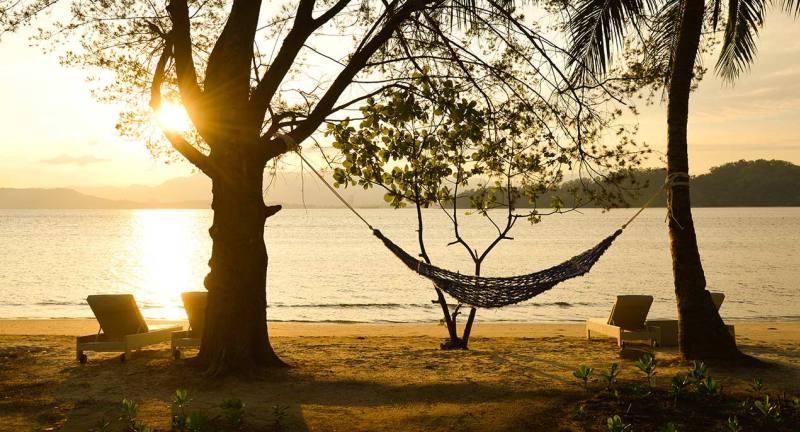Lazy days on Gaya Island, Malaysia