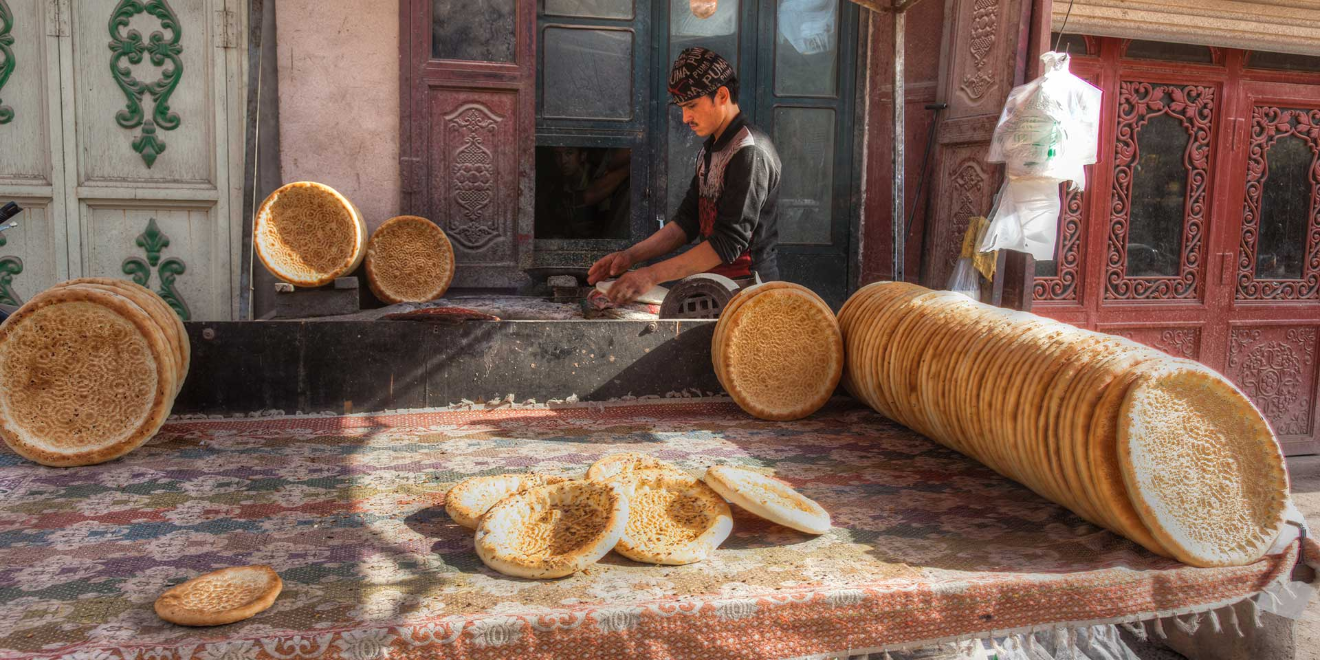 People at the Crossroads: Highlights of Kashgar
