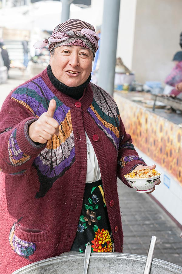 Plov, Actually: A Wander around Tashkent - Travelogues from