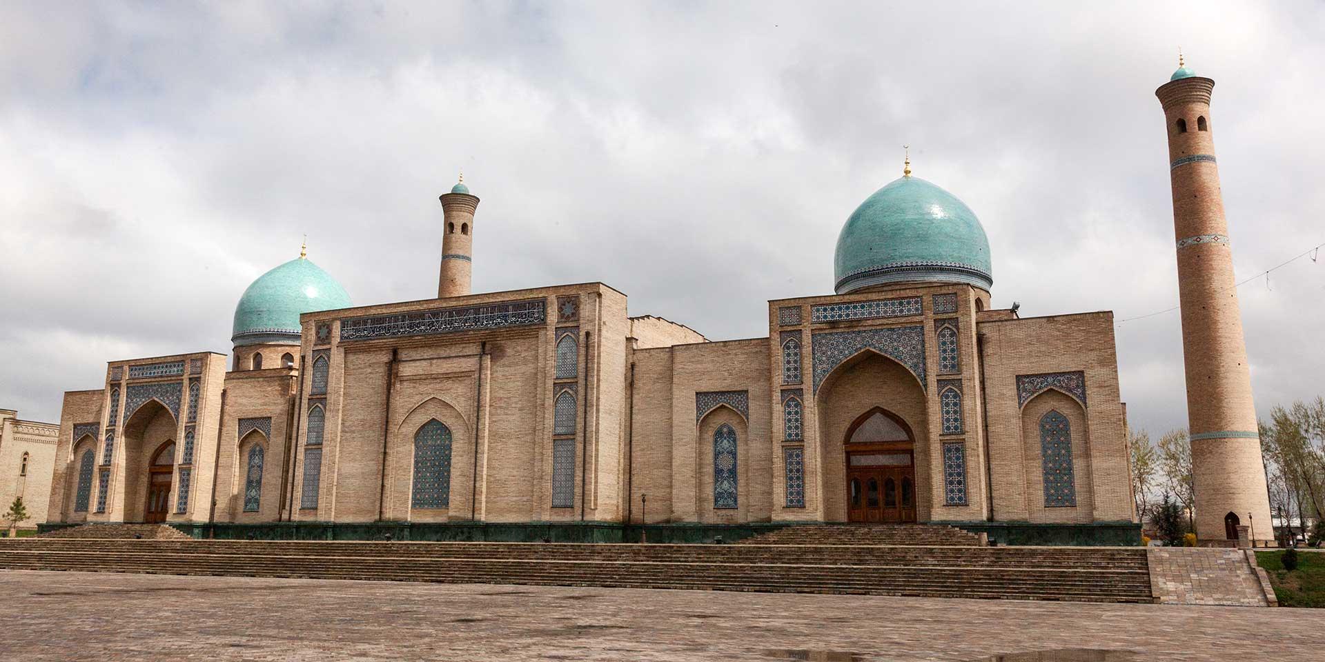 Plov, Actually: A Wander around Tashkent