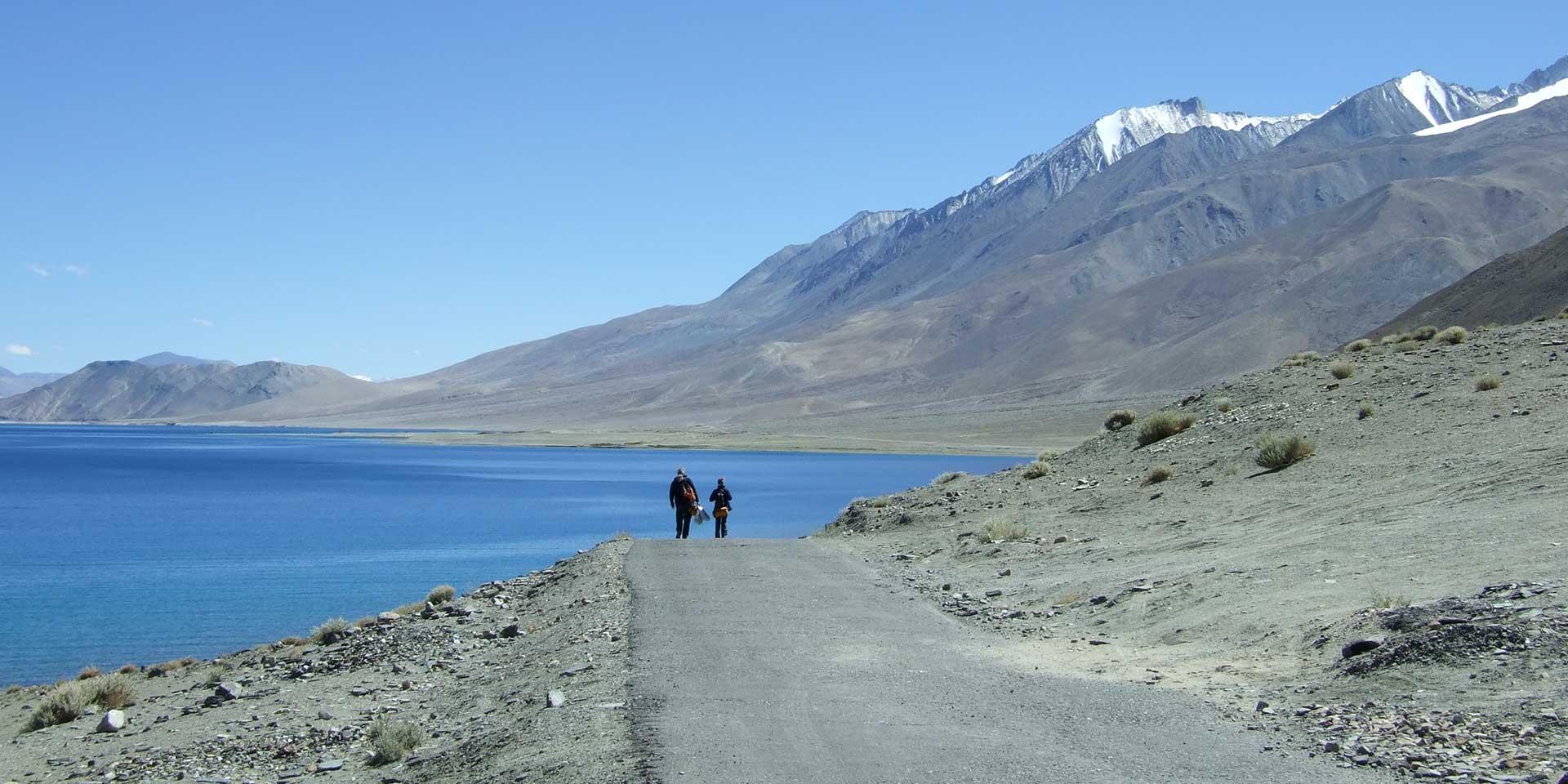 Like Thoughts Inside A Dream  My Kashmir Road Trip