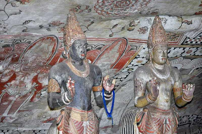 Dambulla cave
