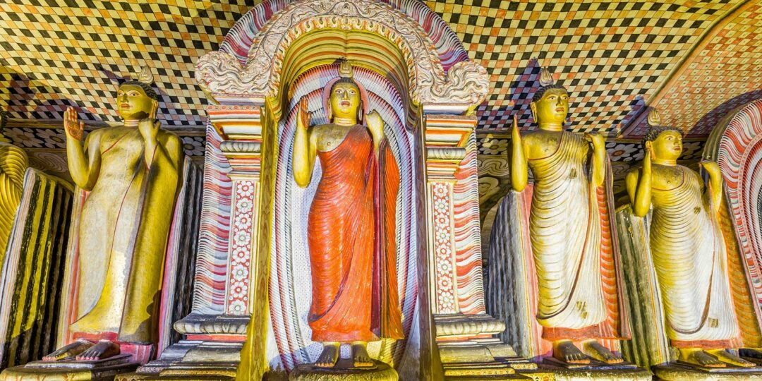 Heritage Hunting in Sri Lanka's Cultural Triangle